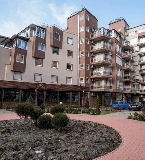 Апартаменти под наем в Бургас