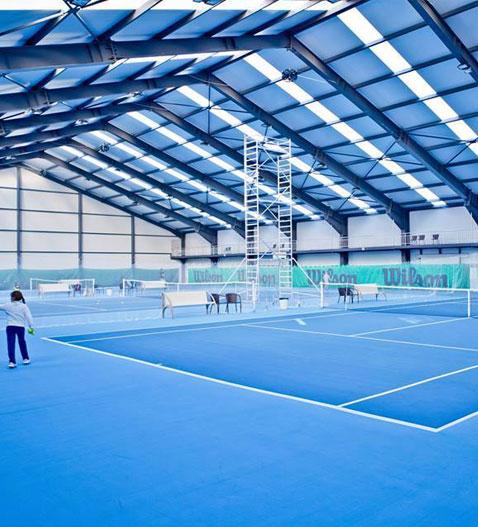 Tennis Center Avenue